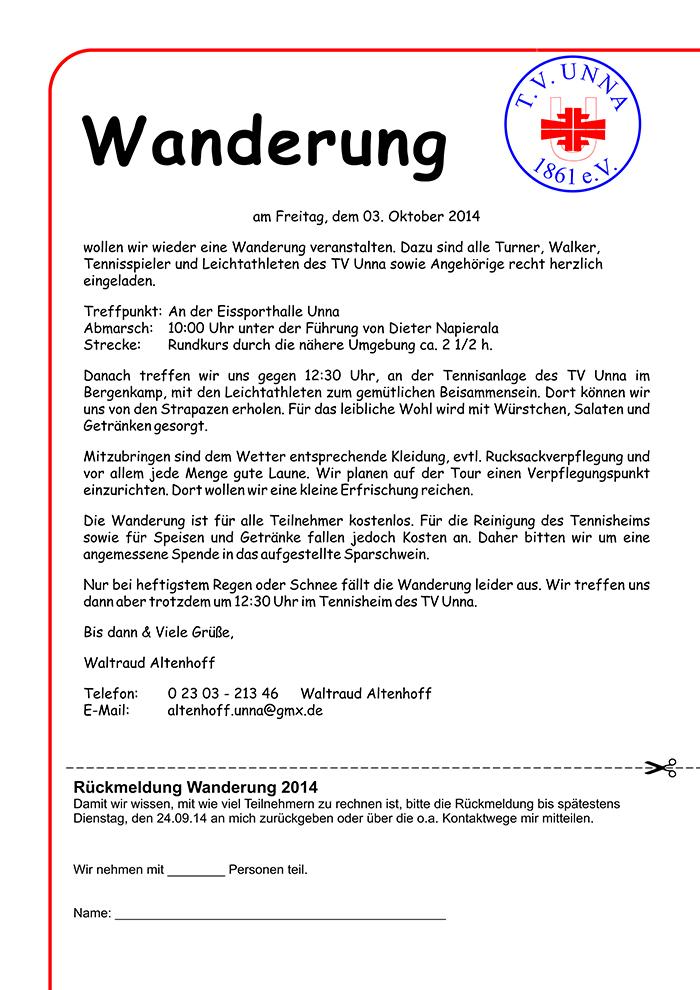 Herbstfest 2014-WandernTV